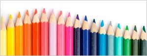 Color Pencils for Members of the Press