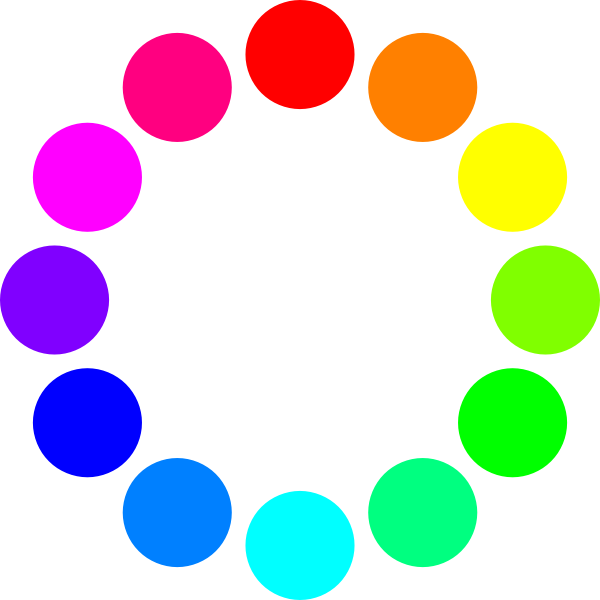 color circles trans